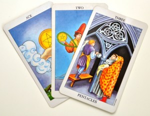 Suit of Pentacles tarot card meanings
