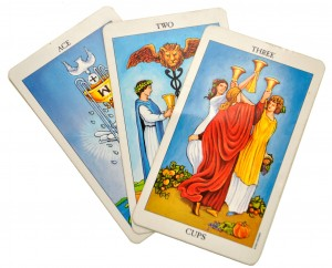 Suit of Cups Tarot Card Meanings