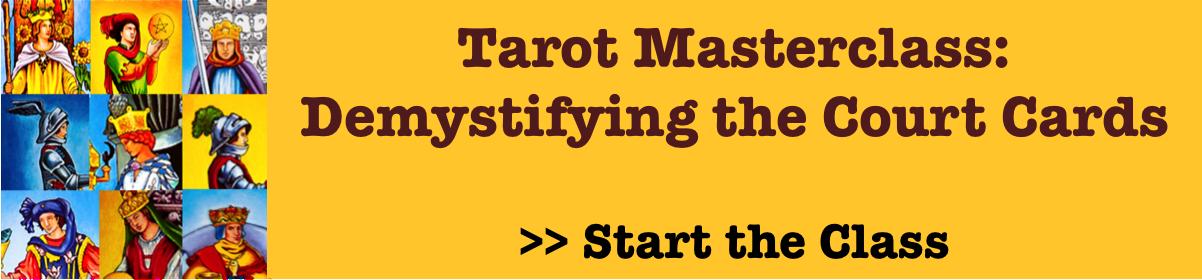 Tarot Masterclass Court Cards