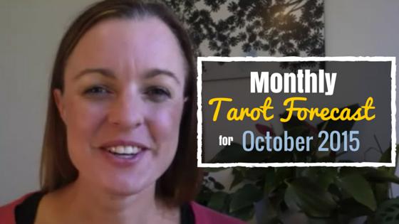 October Tarot Forecast