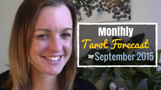 September Tarot Forecast
