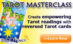 Tarot Masterclass Learn Reversed Tarot Card Meanings