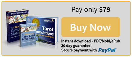 Buy the Guide, Workbook and Tarot Foundations