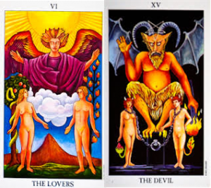 lovers-devil-tarot-cards