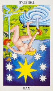 Reversed Tarot cards for empowering readings
