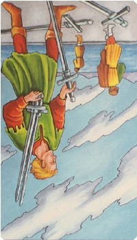 Five of Swords Tarot Card Meanings tarot card meaning