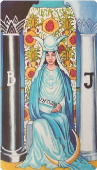 High Priestess Tarot Card Meanings tarot card meaning
