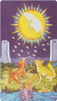 Moon Tarot Card Meanings