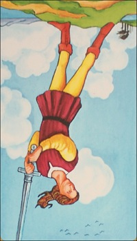 Page of Swords Tarot Card Meanings tarot card meaning