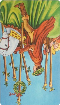 Six of Wands Tarot Card Meanings tarot card meaning