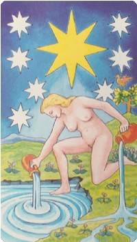 Star Tarot Card Meanings tarot card meaning