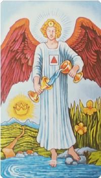 Temperance Tarot Card Meanings tarot card meaning