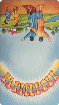 Ten of Cups Tarot Card Meanings tarot card meaning
