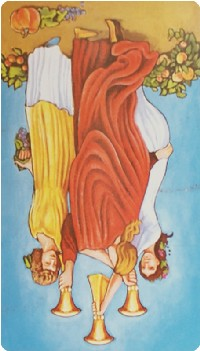 Three of Cups Tarot Card Meanings tarot card meaning