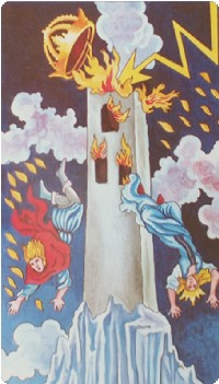 Tower Tarot Card Meanings tarot card meaning