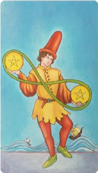 Y Nghĩa La Bai Tarot Trong Bộ Pentacles Suit Of Pentacle Like the falcon in the nine of pentacles, they suggest that the best is yet to come. mystic tarot shop mystic tarot shop