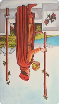 Two of Wands Tarot Card Meanings tarot card meaning