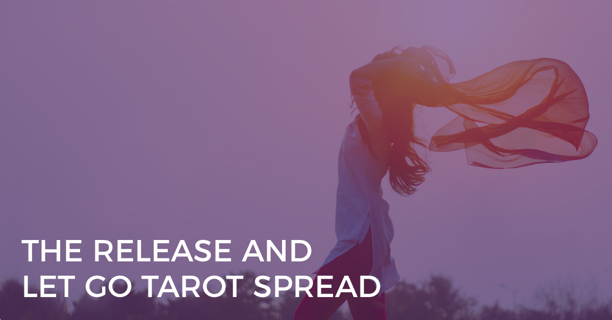 The Release and Let Go Tarot Spread