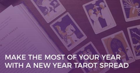 New Year Tarot Spread