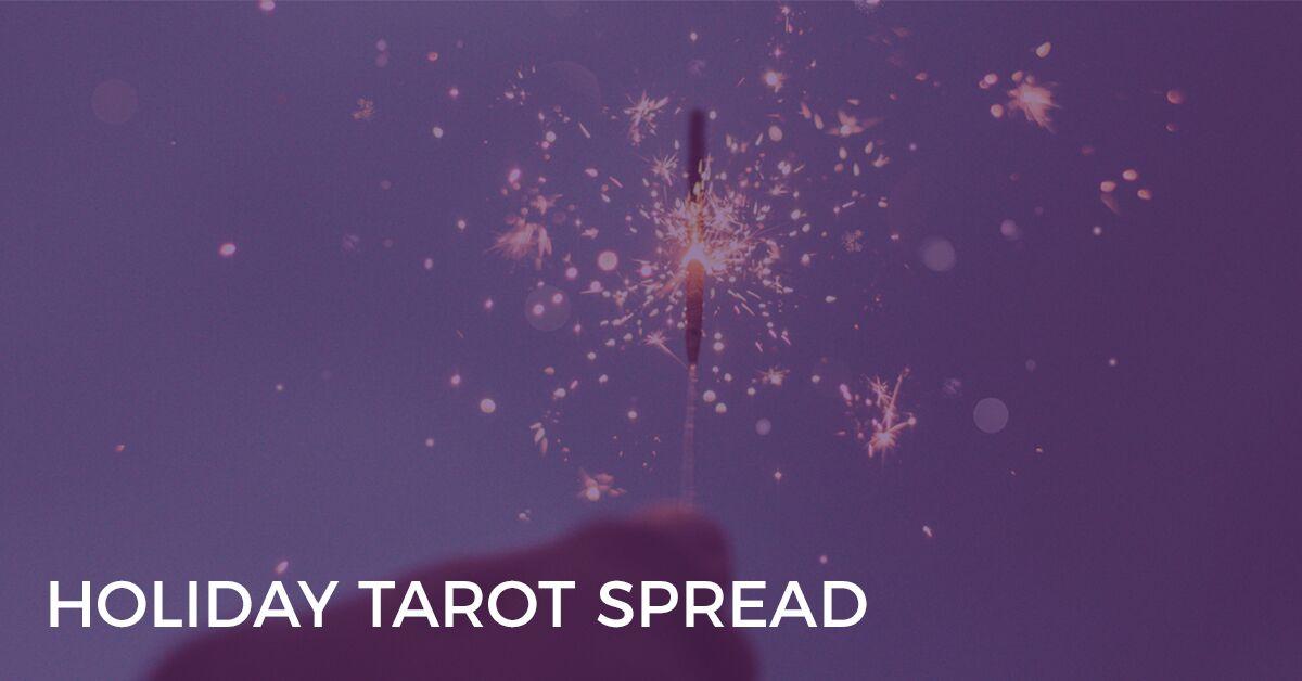 holiday tarot spread
