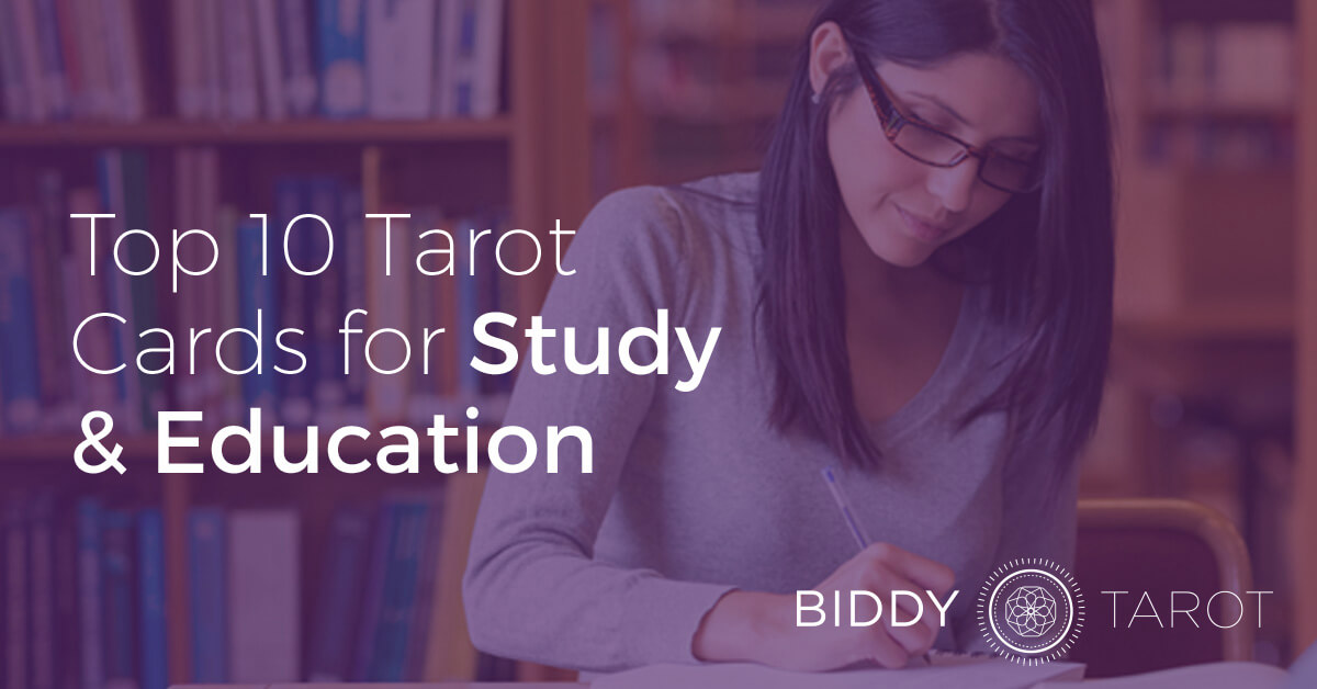 Top 10 Tarot Cards for Study and Education