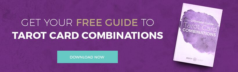ultimate guide to tarot card combinations ebook