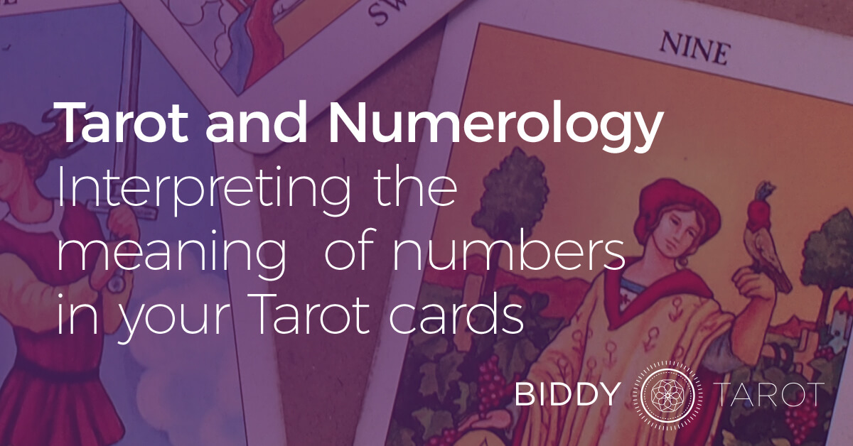 Tarot And Numerologyinterpreting The Meaning Of Numbers In Your