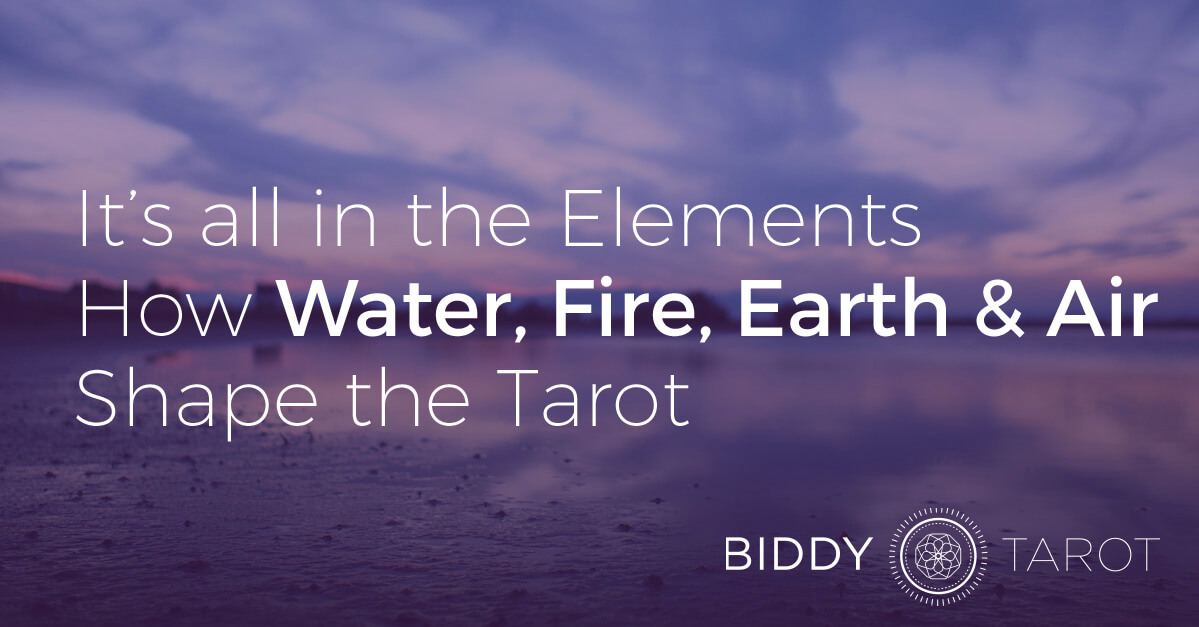 Blog-20151216-It's All in the Elements- How Water, Fire, Earth a