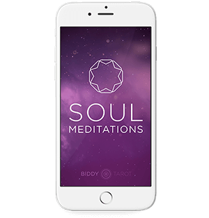 Biddy Tarot Soul Meditation