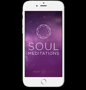 Biddy Tarot Soul Meditation