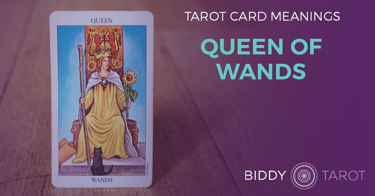 Dating queen of wands
