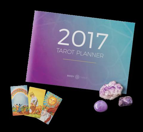 2017-tarot-planner