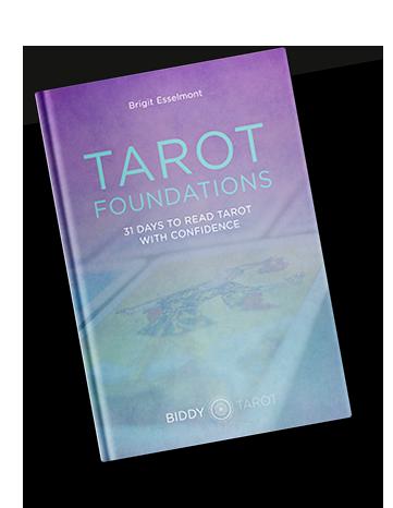 Tarot Foundations 31 Days To Read Tarot With Confidence Ebook