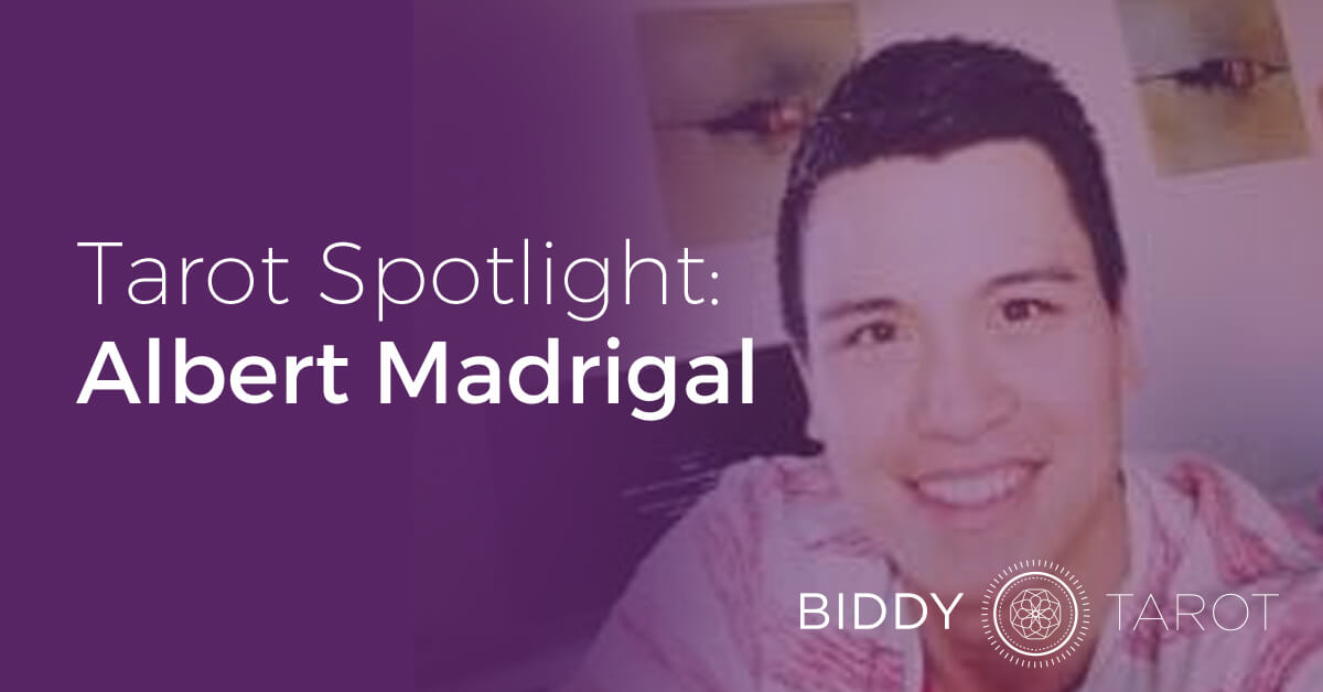 Tarot Spotlight: Albert Madrigal