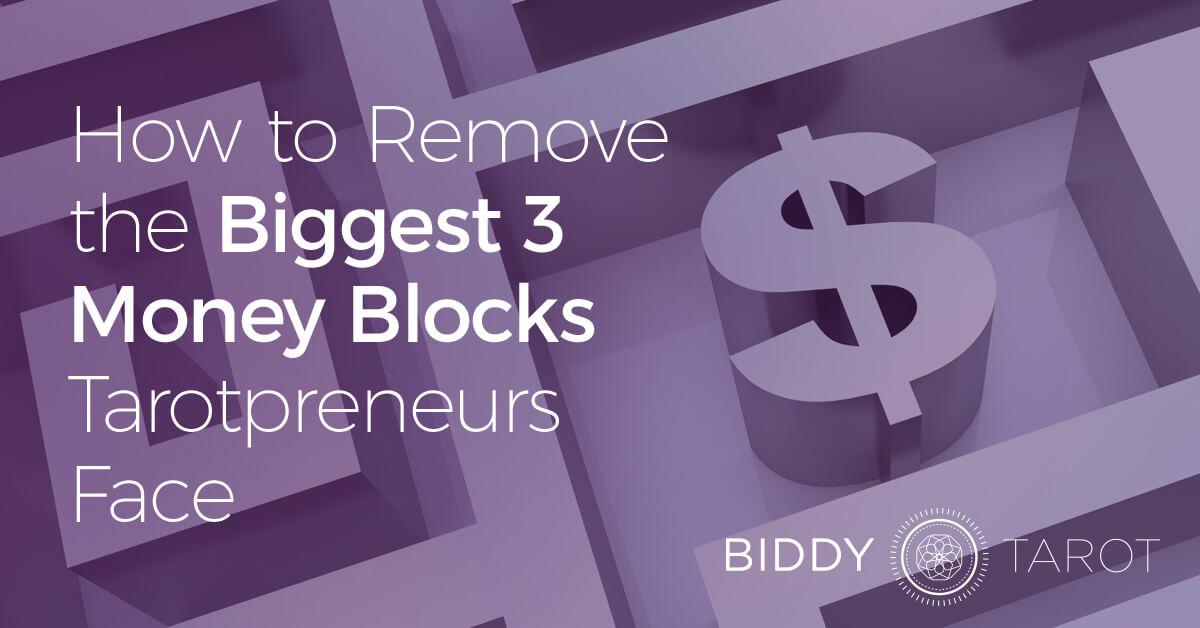 Tarotpreneur Money Blocks