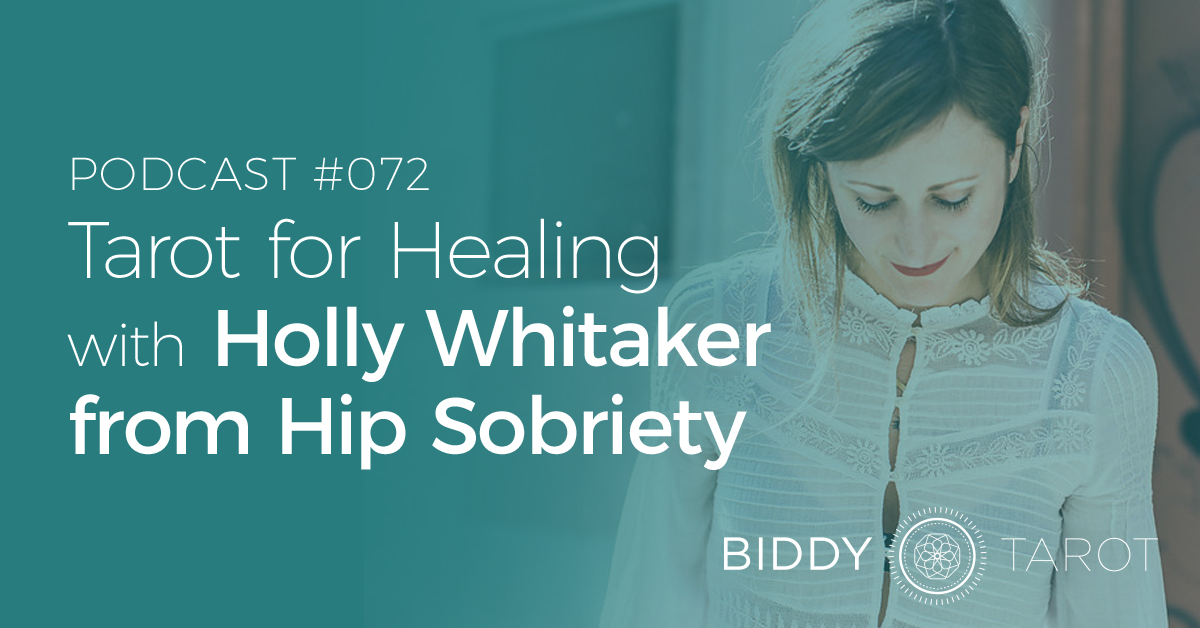 tarot for healing hip sobriety