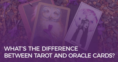 What's the Difference Between Tarot and Oracle Cards