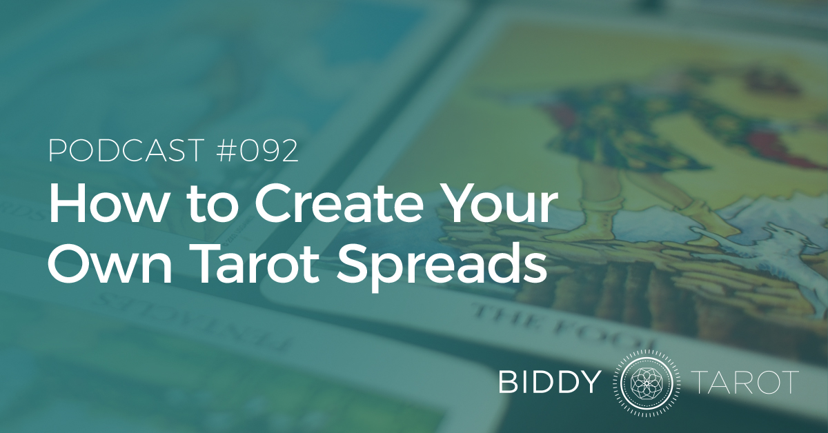 Create Own Tarot Spreads