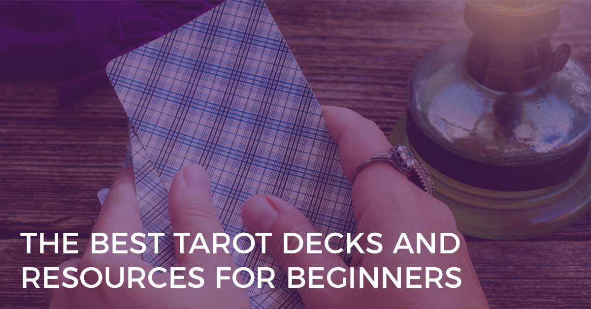 Best Tarot Decks and Resources for Beginners