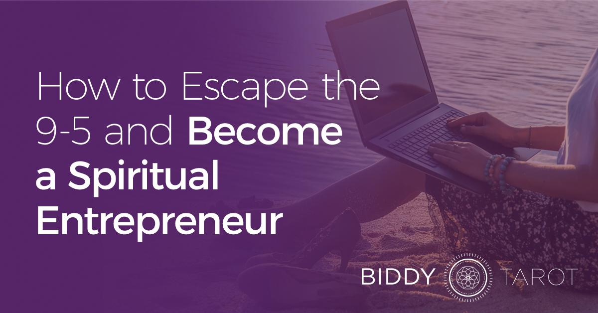 Become a Spiritual Entrepreneur
