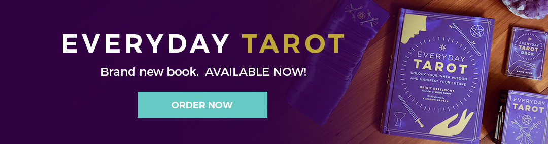 Everyday Tarot Available Now