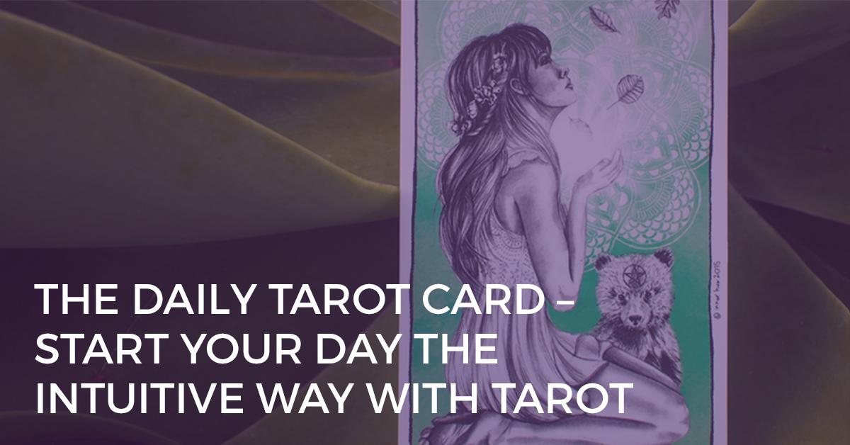 Daily Tarot Card