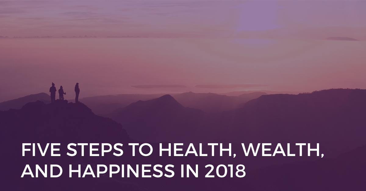 Health Wealth Happiness