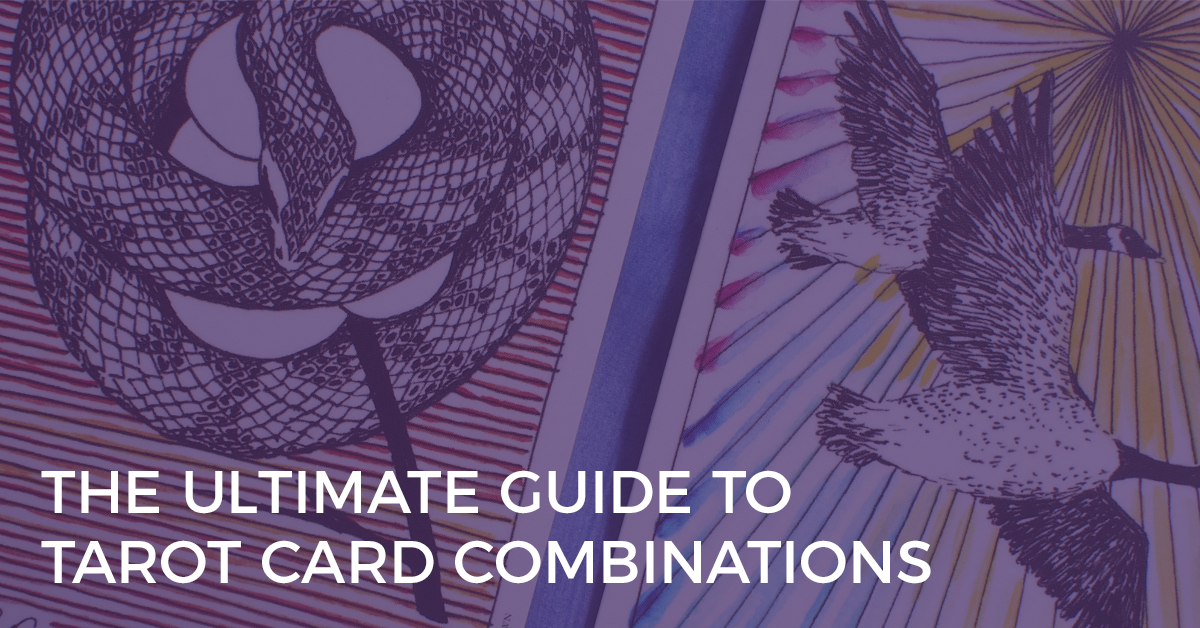 The Ultimate Guide to Tarot Card Combinations | BiddyTarot Blog