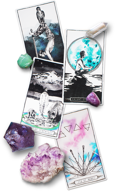 Minor Arcana Tarot Card Meanings | Biddy Tarot
