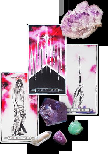 Suit of Wands Tarot Card Meanings | Biddy Tarot