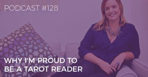 proud to be a tarot reader