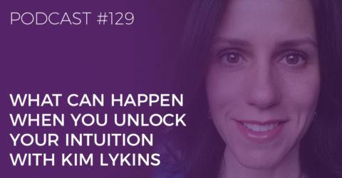 kim lykins unlock your intuition