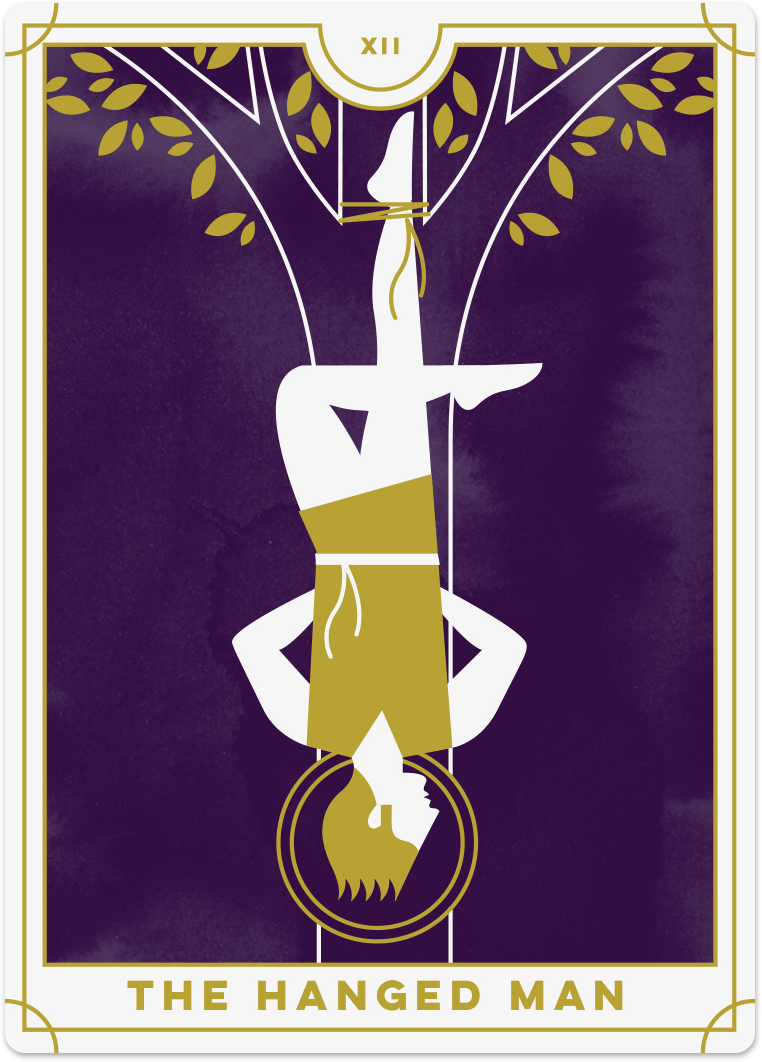Hanged Man Tarot Card Meanings tarot card meaning