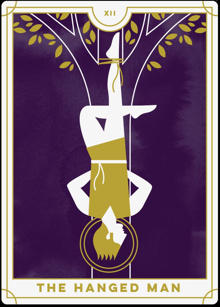 Hanged Man Tarot Card Meanings tarot card meaning
